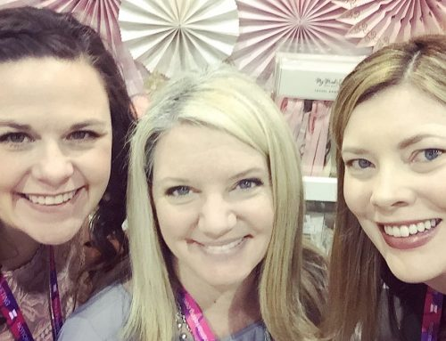 Monday with Megan! Our Editor's recap of Creativation!