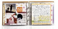 Fall Mini Album by Megan Hoeppner - Fall 2017 Issue of Scrapbook & Cards Today