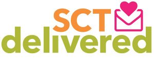sct delivered logo