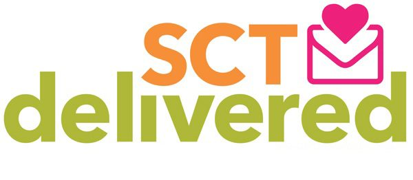 sct delivered logo