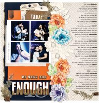 We Wish You Enough by Nenette S. Madero