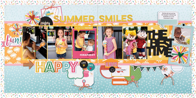 Summer Smiles by Virginia Nebel