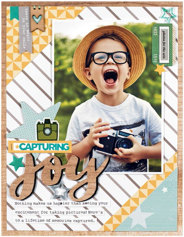 Capturing Joy by Meghann Andrew