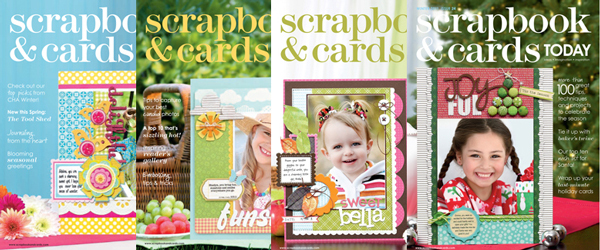 Scrapbook & Cards Today 2011 Issues