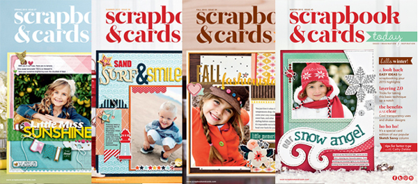 Scrapbook & Cards Today 2015 Issues