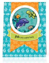 Fish You Were Here by Mendi Yoshikawa