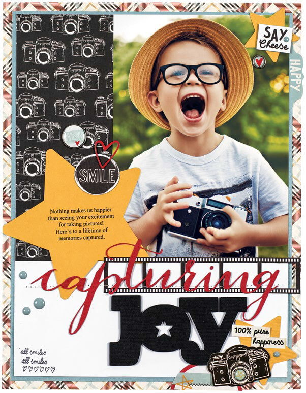 Capturing Joy by Marcia Dehn-Nix