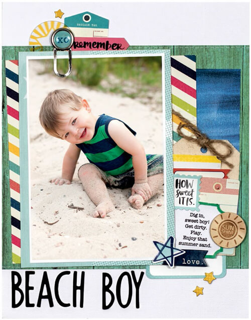 Beach Boy by Amy Coose