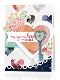 Key To My Heart by Melissa Phillips