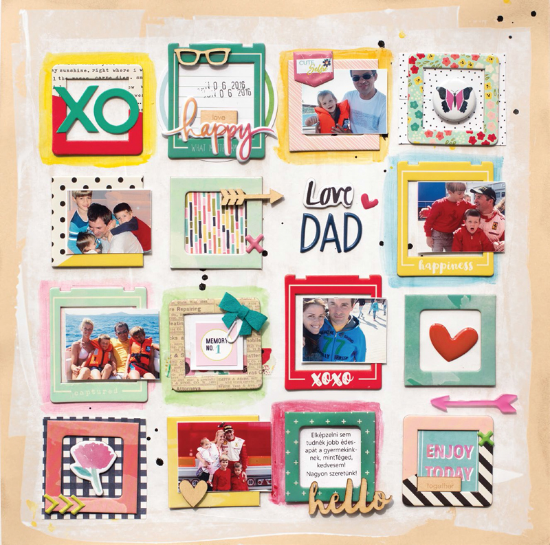 Love Dad by Bea Valint