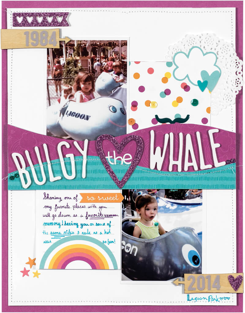 Bulgy the Whale by Megan Hoeppner