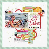 Must Love The Lake by Laura Whitaker