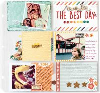 Remember the Best Days by Megan Hoeppner