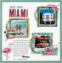 South Beach Miami by Ashley Smith