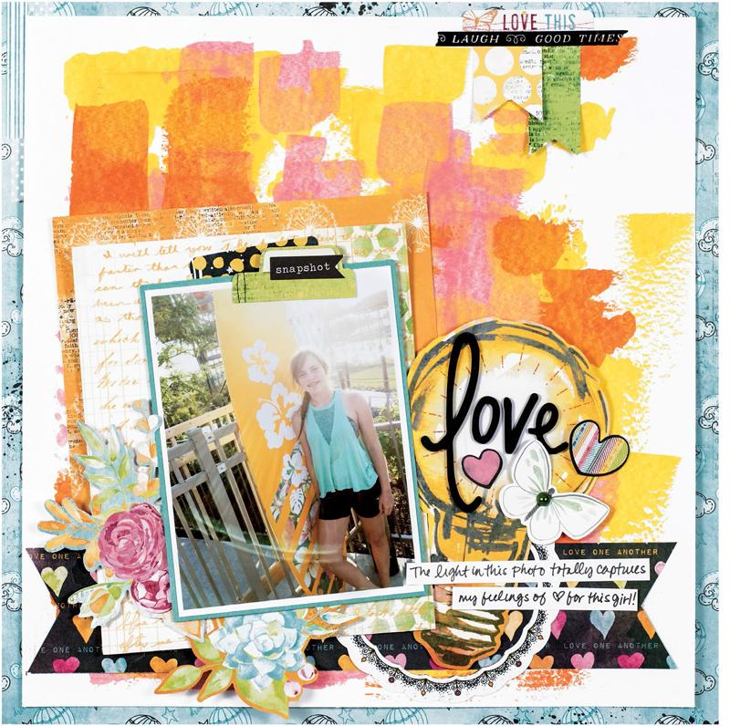 Love by Vicki Boutin