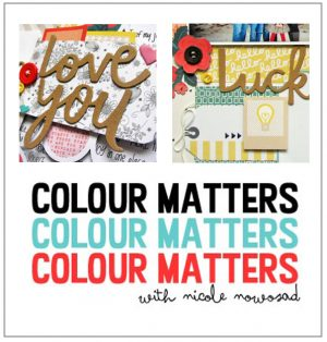 Colour Matters with Nicole Nowosad