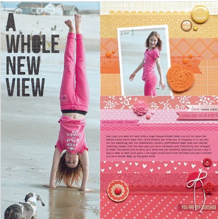 A Whole New View by Summer Fullerton