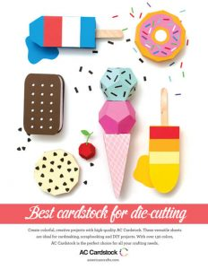 American Crafts Ad - Scrapbook & Cards Today magazine