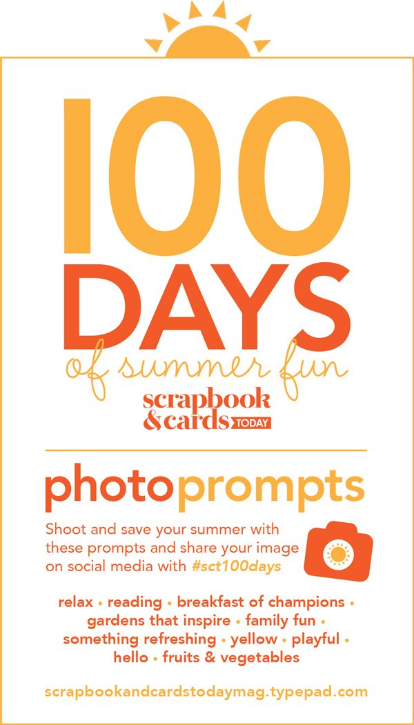 100 Days of Summer Fun Photo Prompts