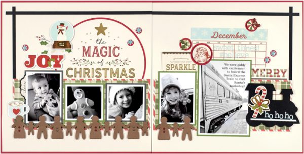 The Magic of Christmas by Virginia Nebel