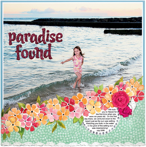 Paradise Found by Stacy Cohen