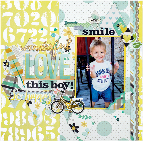 Love this Boy by Virginia Nebel