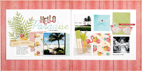 Hello Paradise by Nancy Damiano