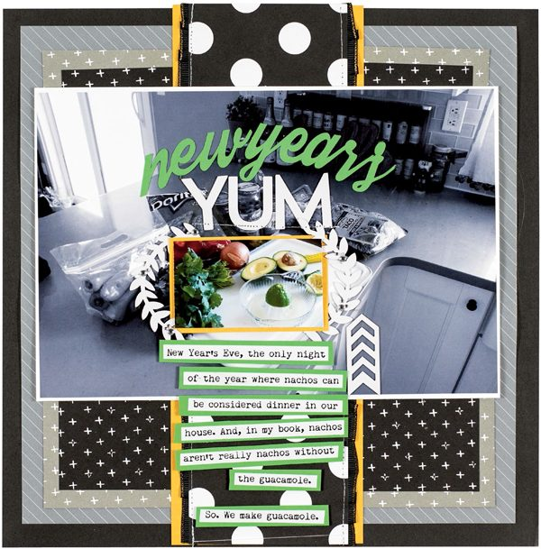 New Year's Yum by Emily Pitts
