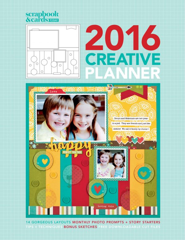 2016 Creative Planner