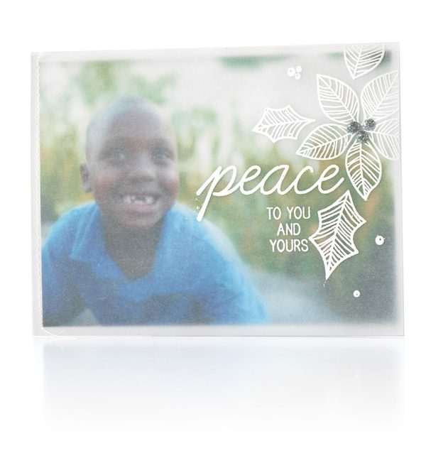 Peace to You and Yours by Jennifer McGuire