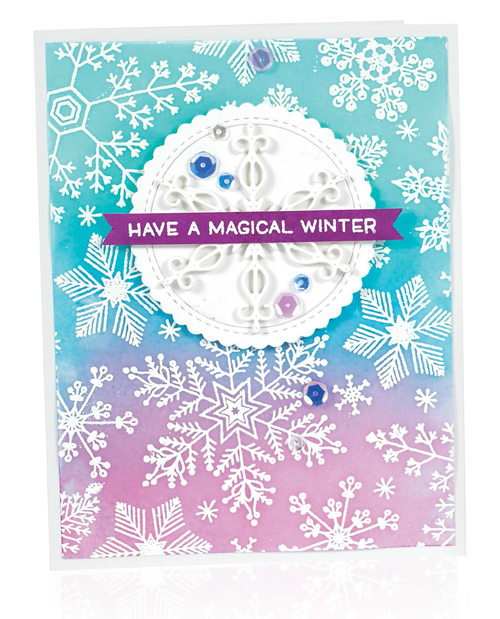 Have a Magical Winter by Jennifer McGuire