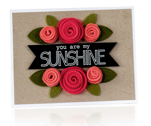 You Are My Sunshine by Jennifer McGuire