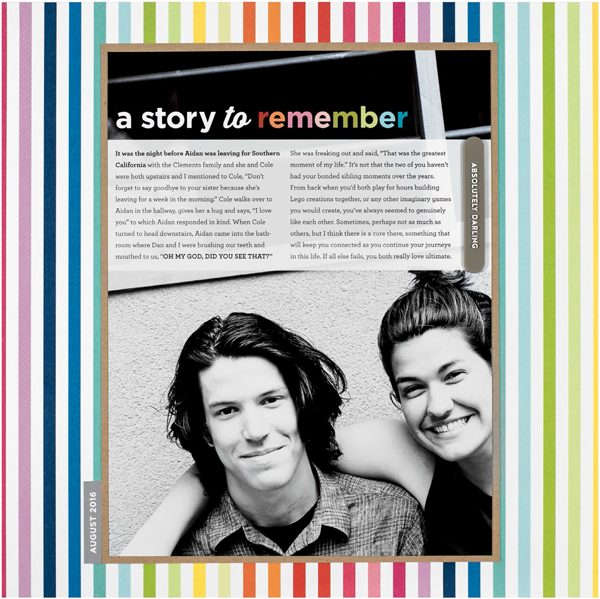 A Story to Remember by Cathy Zielske