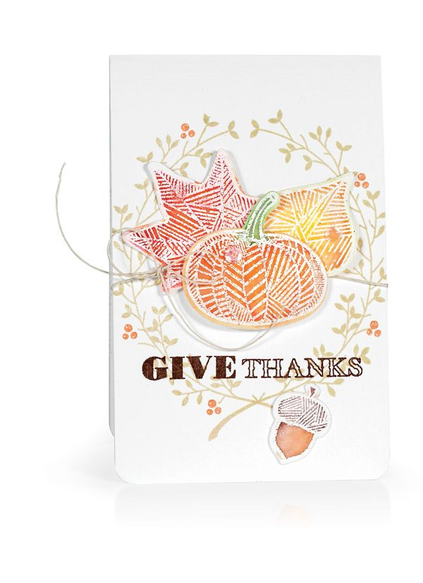 Give Thanks by Melissa Phillips