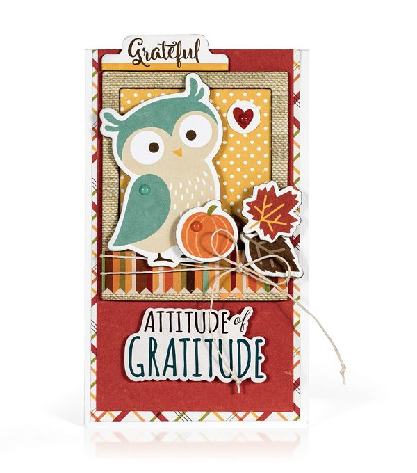 Attitude of Gratitude by Melissa Phillips
