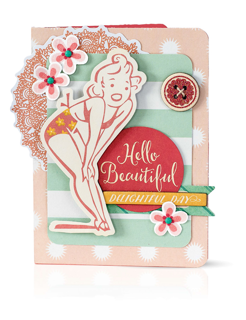 Hello Beautiful by Melissa Phillips