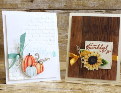 Stampin' Up! Inspiration Saturday