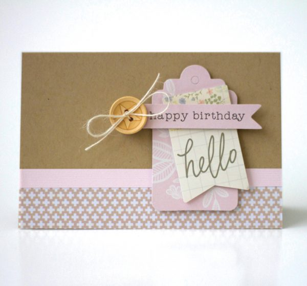 Happy Birthday card by Latisha Yoast