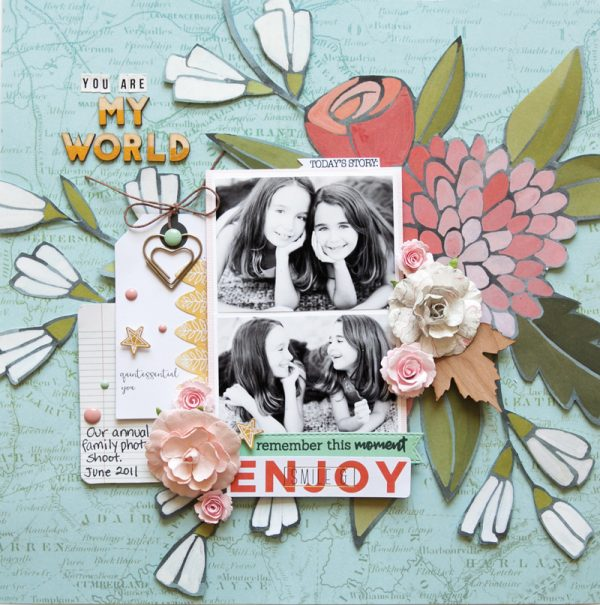 Layout by Stacy Cohen