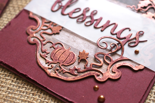 Fall Copper Cards Kimberly Crawford 5