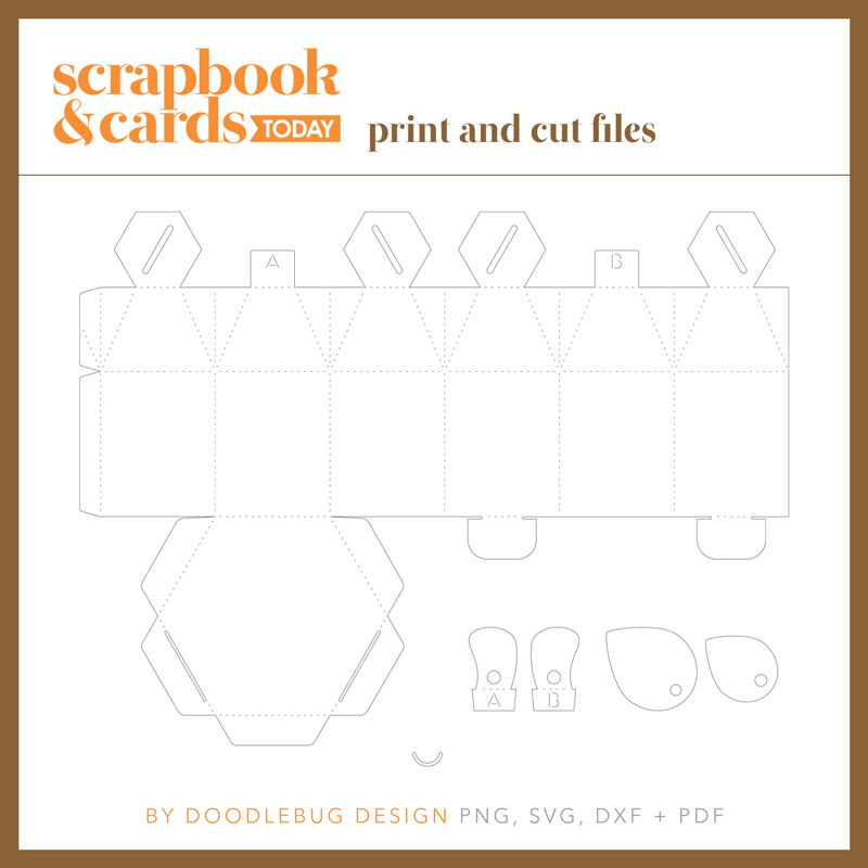 Fall 2017 Doodlebug Pumpkin Cut Files