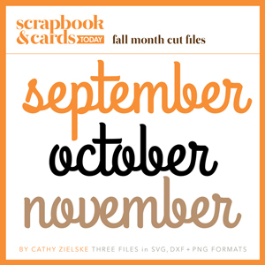 SCT Fall 2015 Fall Month Words