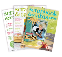Advertise with Scrapbook & Cards Today