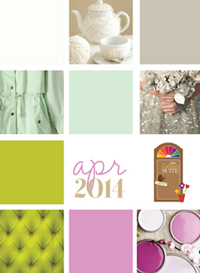 The Colour Suite April 2014