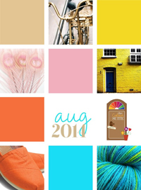 The Colour Suite August 2014