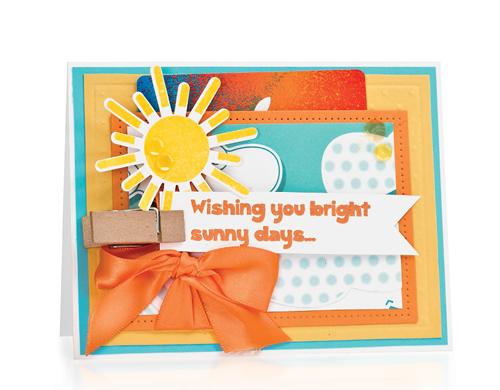 Bright Sunny Days by Kim Kesti