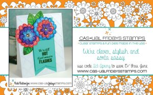 Casual Fridays Stamps Ad - Scrapbook & Cards Today magazine