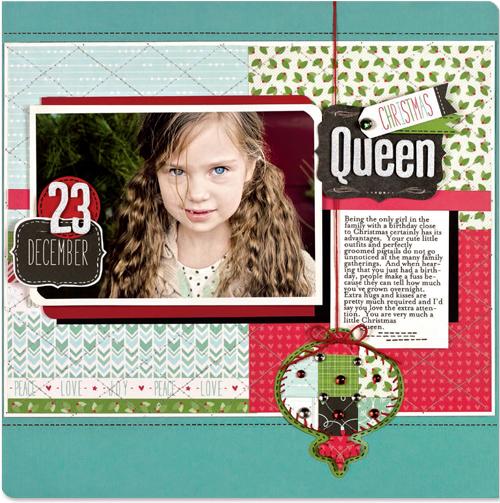 Christmas Queen by Marla Kress
