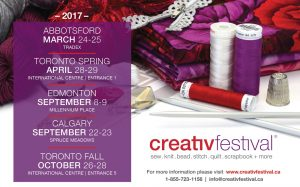 Creativfestival Ad - Scrapbook & Cards Today magazine