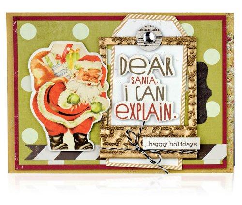 Dear Santa by Vicki Boutin